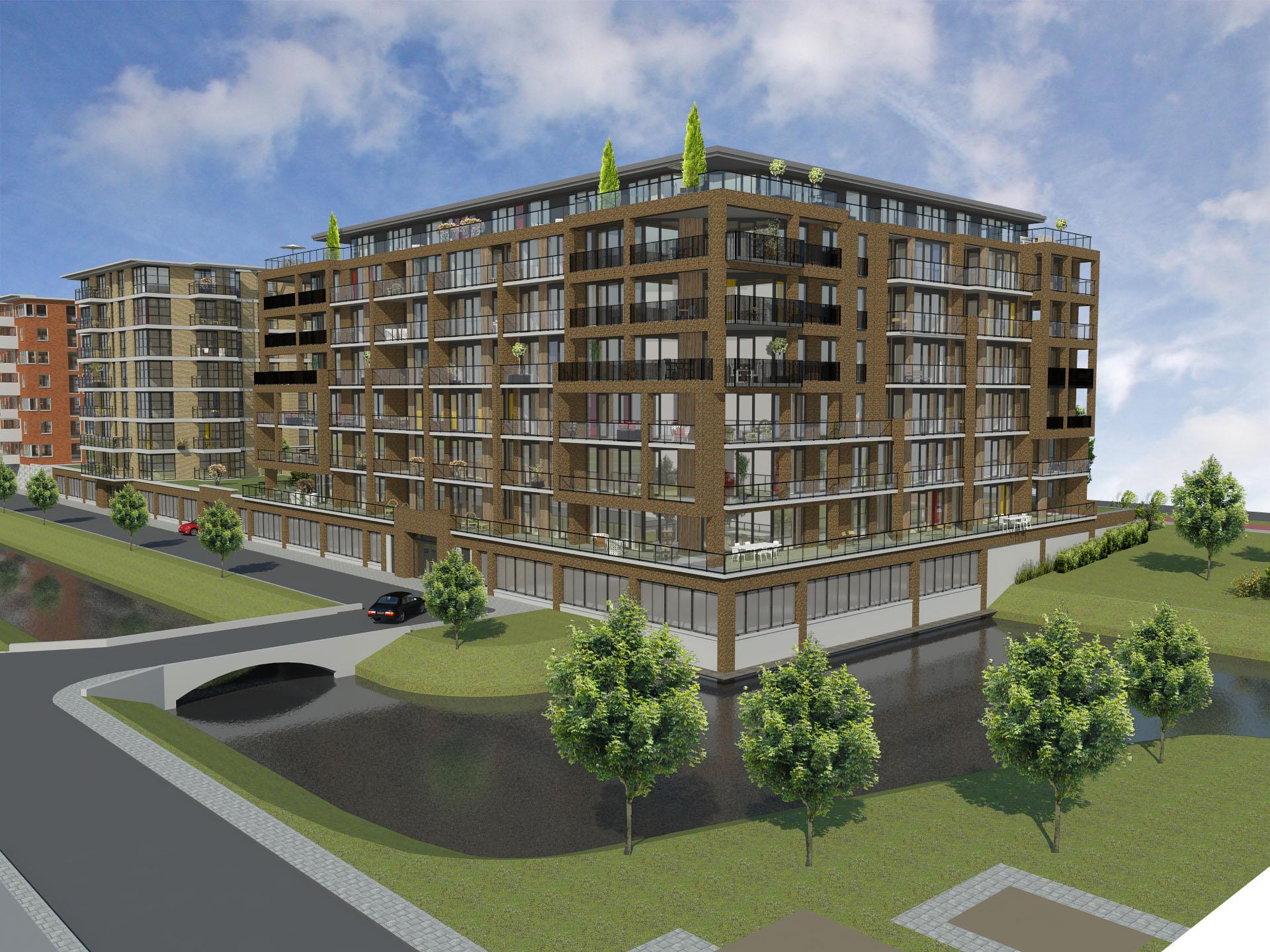 Nieuwbouw appartementen amstelveen te huur